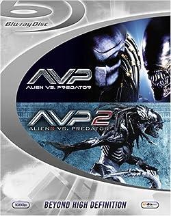AVP ブルーレイディスクBOX (初回生産限定) [Blu-ray]