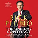The One-Day Contract (       UNABRIDGED) by Rick Pitino Narrated by Peter Berkrot