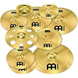 Meinl Cymbals HCS-SCS1 Ultimate Cymbal Box Set Pack with Free 16-Inch Trash Crash (Video Demo)