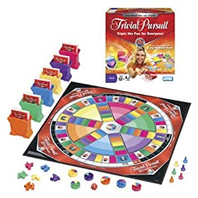 Click to buy Trivial Pursuit 25th Anniversary Edition from Amazon!