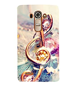 MSIC Designer Back Case Cover for LG G4 Mini