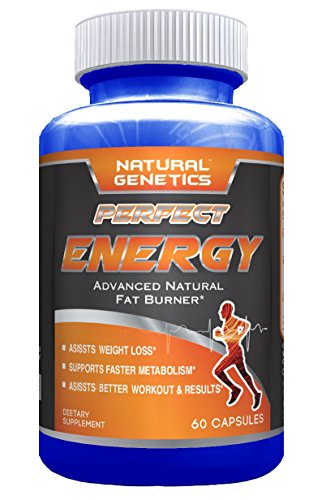 Best Thermogenic Fat Burner Diet Pill, PERFECT ENERGY. Advanced Natural Metabolism Boosting Oxy Formula for Weight Loss & Better Workout Results. Raspberry Ketones, Yohimbe, Green Tea Extract & More! (Oxy Burn Advanced Fat Loss compare prices)