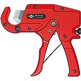 KNIPEX 94 10 185 Pistol Grip Plastic Pipe Cutter
