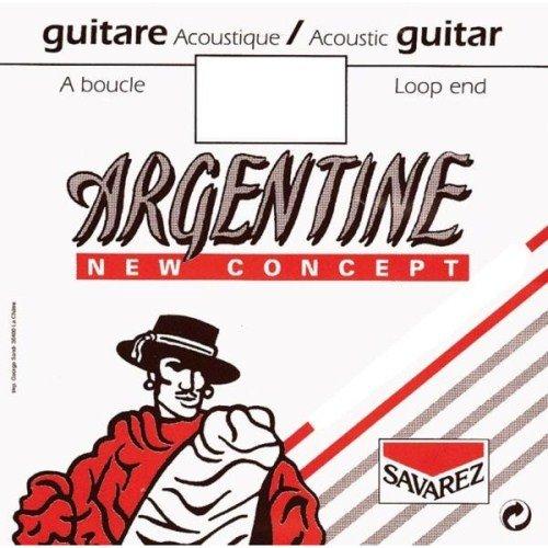 Savarez - jeu de cordes 1510mf argentine light - a boucle 11-15-23-29-37-46