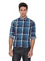 Levi's Camisa Workshirt (Blue Tile)