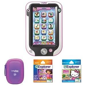 LeapFrog LeapPad Ultra Starter Kit - Pink
