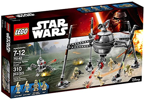 LEGO Star Wars Homing Spider Droid (75142)