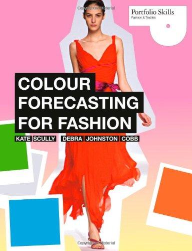Colour Forecasting for Fashion (Portfolio Skills)