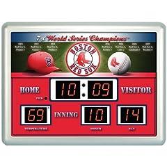 Boston Red Sox Clock - 14