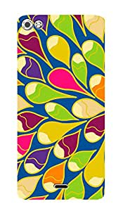 ZAPCASE PRINTED BACK COVER FOR MICROMAX SILVER 5 Multicolor