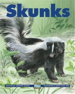 Cover of &quot;Skunks (Kids Can Press Wildlife...