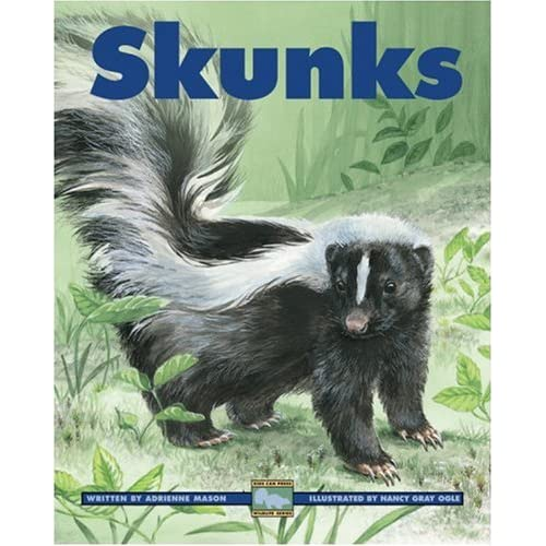 Skunks (Kids Can Press Wildlife Series)