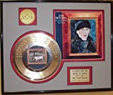 "Joni Mitchell""Big Yellow Taxi"" Framed 24Kt Gold Record Laser Etched W/Lyrics Music Memorabilia"