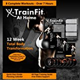 51sLfg0WQwL. SL160  X TrainFit At Home Workout   Womens Complete Fitness   8 DVDs