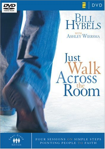 JUST WALK ACROSS THE ROOM DVD [NTSC]