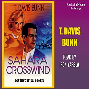 Sahara Crosswind Audiobook