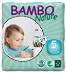 Bambo Nature Premium Baby Diapers, Ju...
