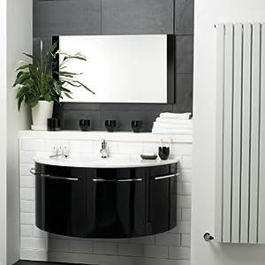 Liste de cadeaux de hugo h gorge meuble soutien top for Meuble salle de bain blanc et noir