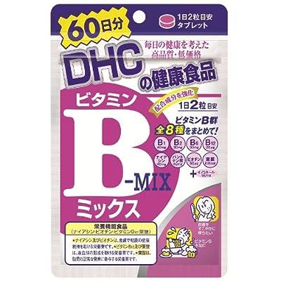 ▶︎DHC ビタミンBミックス 60日分 120粒の購入はこちら!