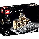 Lego Architecture - - Juego de construcción - El Louvre - Lego Arquitecture 695 piezas. El Louvre