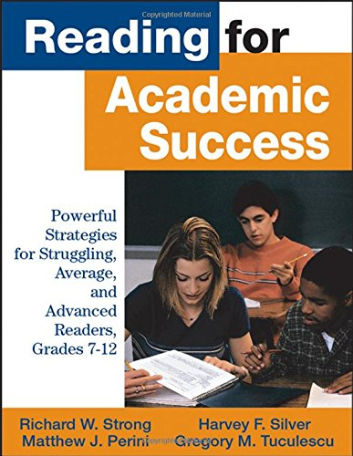 Reading for Academic Success: Powerful Strategies for...