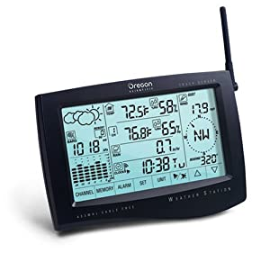Oregon Scientific WMR968 Cable Free Complete Weather Station
