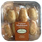 Donsuemor Traditional Madeleines - 28 Individually Wrapped - 28 Oz Total
