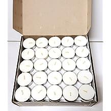 The Retailer House Offer Good Quality Tea Light Candles 50 Pcs Pack 3.5 Hrs Burning ,usefull For Aroma Burner...