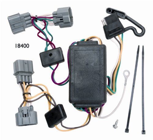 vehicle to trailer wiring harness connector for 06 12 honda ridgeline new ebay