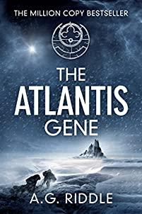 The Atlantis Gene: A Thriller by A.G. Riddle ebook deal