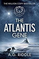 The Atlantis Gene: A Thriller (The Origin Mystery, Book 1)