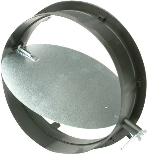 Speedi-Collar SC-10D 10-Inch Diameter Take Off Start Collar with Damper for Hvac Duct Work Connections