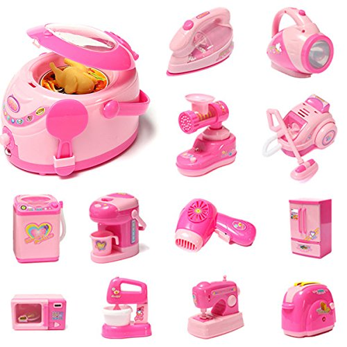 Child Mini Appliances Series Of Electric Development Educational Toys front-630273