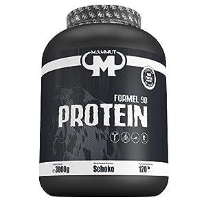 Mammut Formel 90 Protein, Schoko, 4 Komponenten Protein, 3000 g Dose