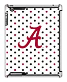 Uncommon LLC University of Alabama Polka Dots Deflector Hard Case for iPad 2/3/4 (C0050-CW) at Amazon.com