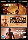 Wanted/Death Race/Doomsday [DVD]