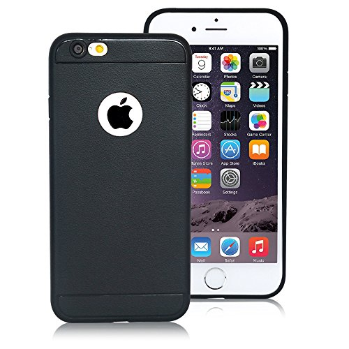 iPhone-6s6-Pure-Color-and-Night-Light-Rubber-Case