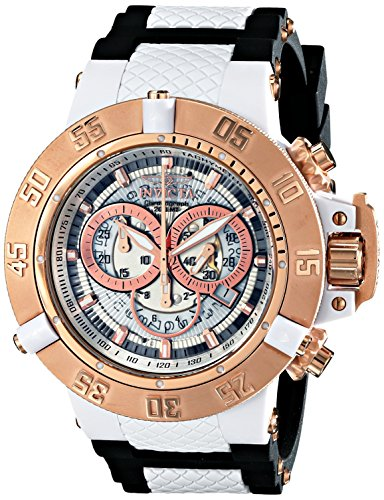 Invicta Invicta Men's 0931 Anatomic Subaqua Collection Chronograph Watch