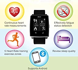 HOLUX Impulse 8100 - Fatigue Monitor, Smartwatch