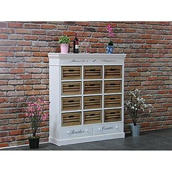 low priced 7e570 116e0 hot hot hot Sale Landhaus Kommode Alsace Sideboard Highboard ...