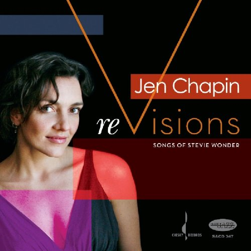 Jen Chapin – ReVisions – Songs of Stevie Wonder (2009) [HDTracks FLAC 24/192]