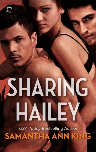 Image of Sharing Hailey (Lovers and Friends Book 1)