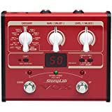 VOX STOMPLAB1B Modeling Bass Guitar Multi-Effects Pedal