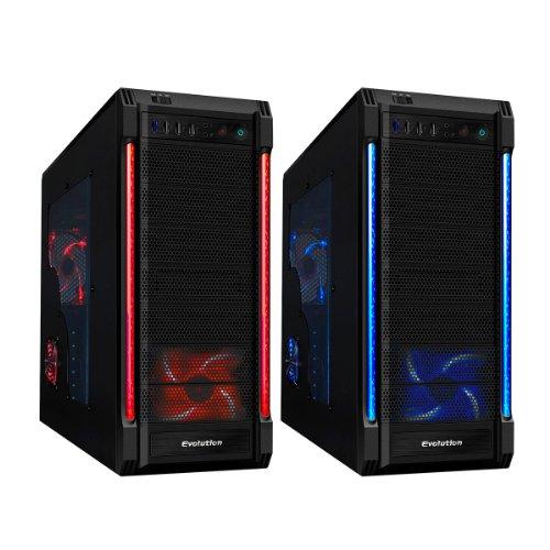 OCHW QUAD CORE AMD 4.0GHZ ATI 2GB NVIDIA GT 630 8GB 1TB FAST HOME GAMING COMPUTER PC Black Friday & Cyber Monday 2014