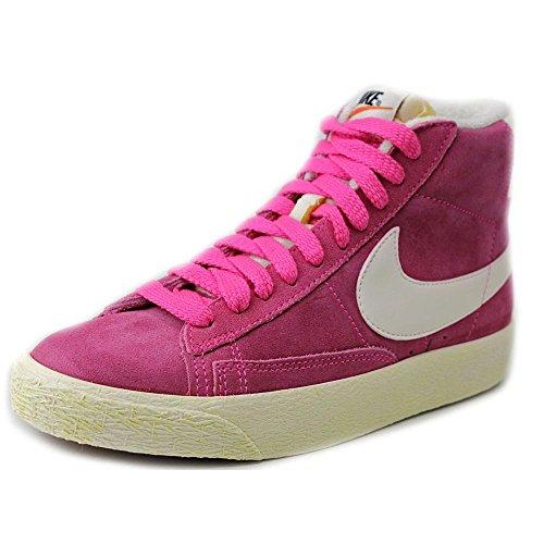 Nike Sneakers Woman Blazer Mid Suede Vintage Fucsia EU 36 (US 5.5)
