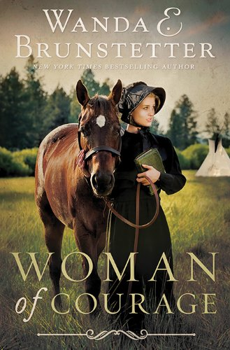 http://www.amazon.com/Woman-Courage-Wanda-E-Brunstetter/dp/1616260831