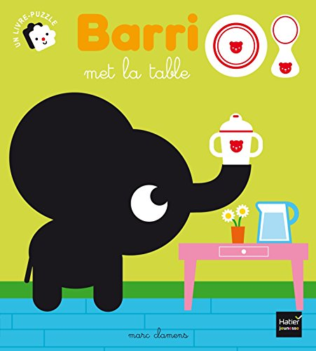 BARRI : Barri met la table