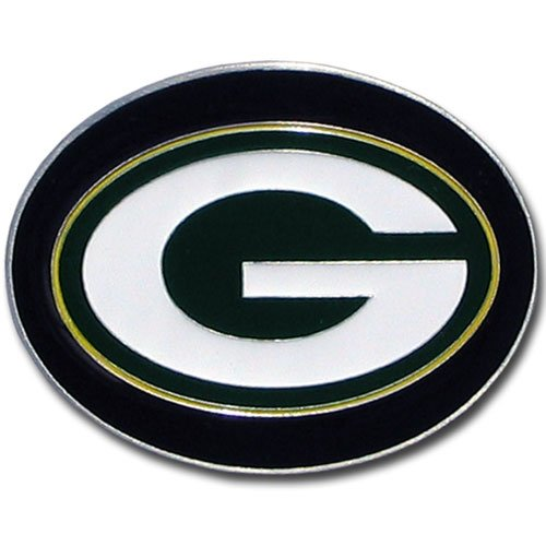 NFL mens Logo Belt Buckle by Siskiyou