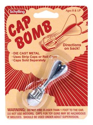 Cap Bomb - 1