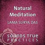 Natural Meditation | Surya Das
